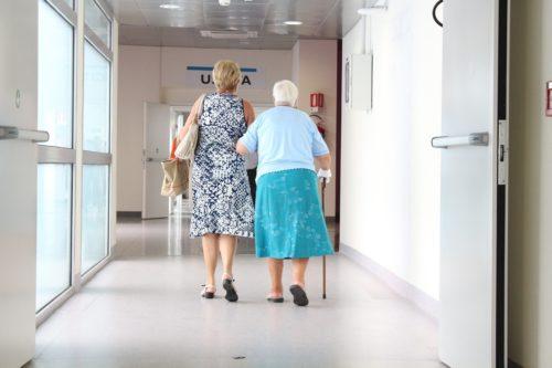 L'Ospedale Diurno Geriatrico: