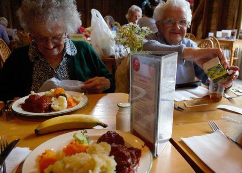 Documento LEA sulle prestazioni residenziali e semiresidenziali per anziani