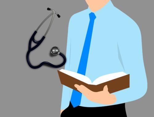Il medico di guardia notturna nelle RSA