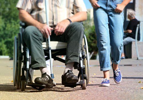 Ausili tecnici e persone anziane