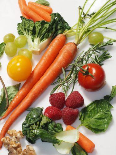 L'alimentazione che aiuta a stare bene