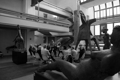L'arte tra le mani al Museo Marino Marini di Firenze