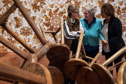 Alzheimer al museo