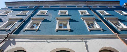 La Casa Blu a Trieste